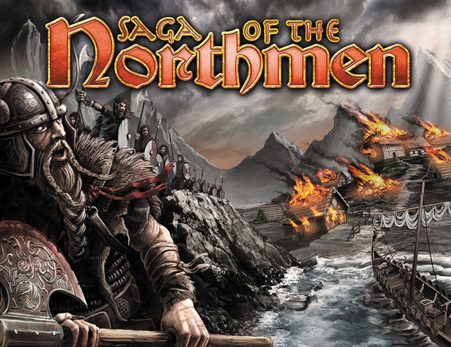 Saga Of The Northmen Box Front