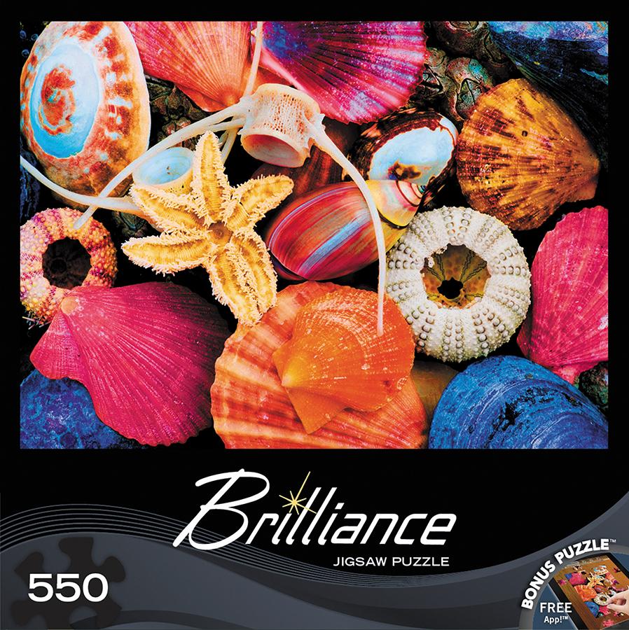 Brilliance: Tidal Treasures 550pc Box Front