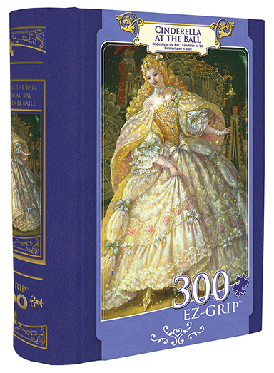Book Box: Cinderella At The Ball 300pc Box Front