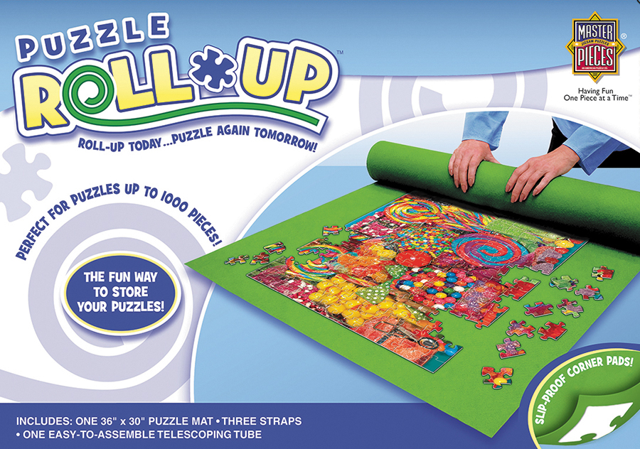 Puzzle Roll-up In A Box Box Front