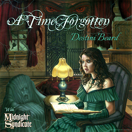 Fantasy Music: Midnight Syndicate-a Time Forgotten Cd Box Front