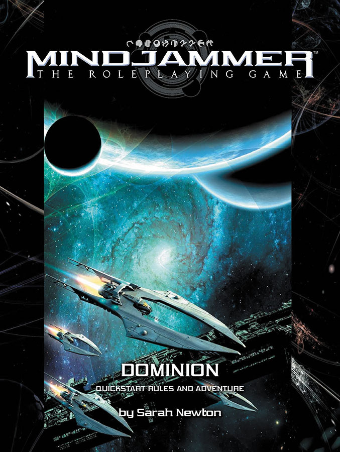 Fate Core Rpg: Mindjammer - Dominion Box Front