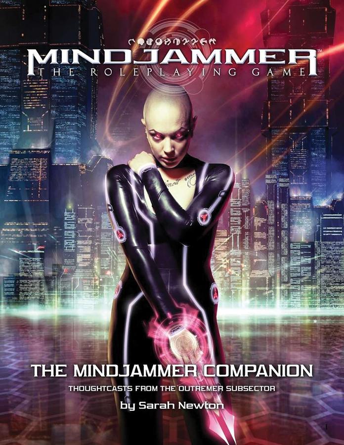 Fate Core Rpg: Mindjammer - Companion Box Front