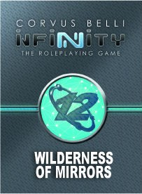 Infinity Rpg: Wilderness Of Mirrors Deck Game Box