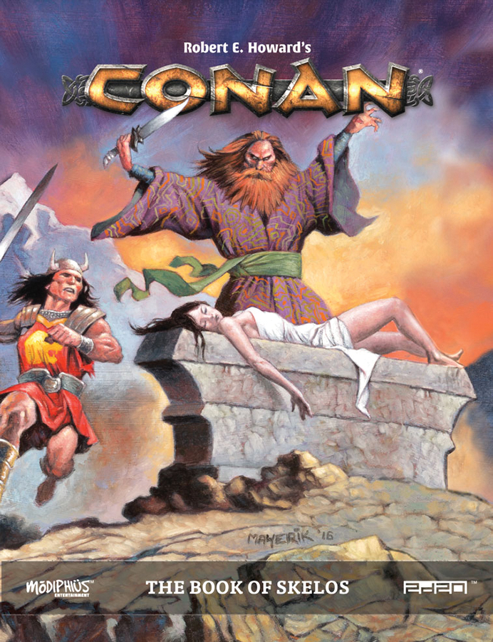 Conan: Book Of Skelos Hc Box Front