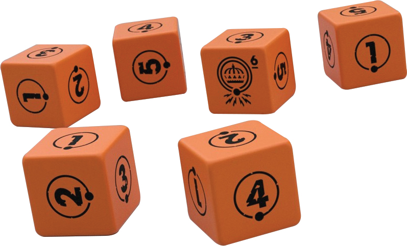 Tales From The Loop: Dice Set Box Front