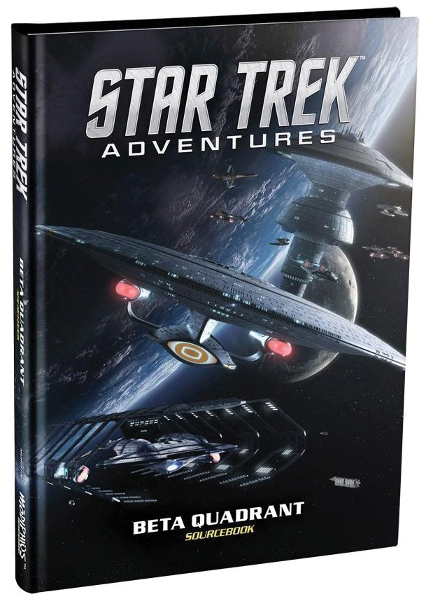 Star Trek Adventures: Beta Quadrant Box Front