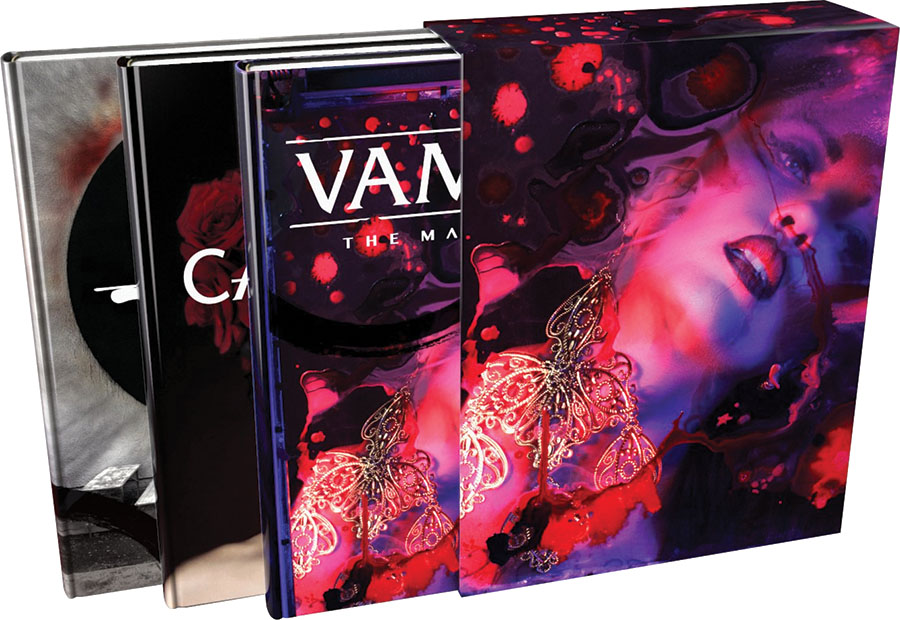 Vampire The Masquerade: Slipcase Set (3 Book Set) Box Front