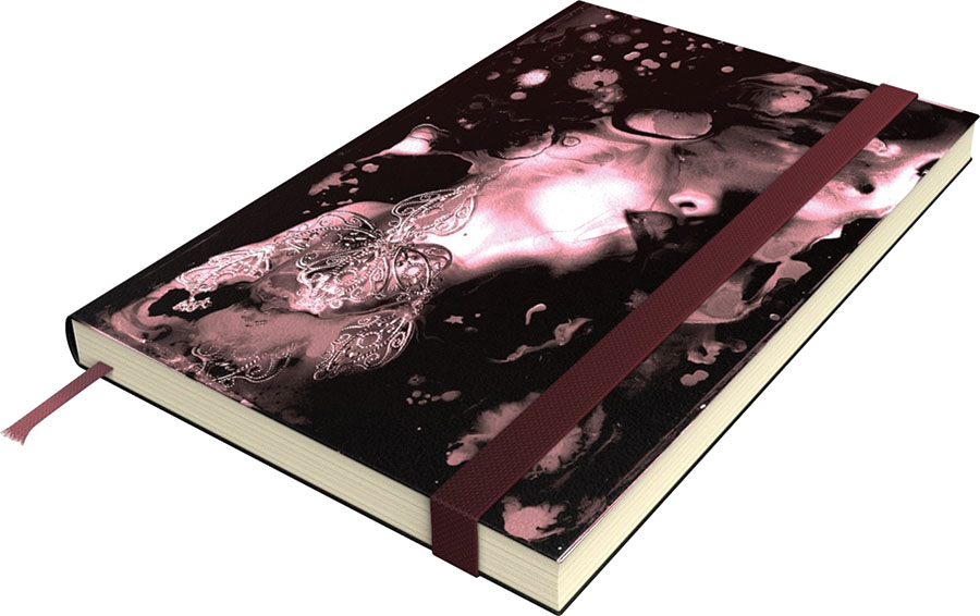 Vampire The Masquerade: Official Notebook Box Front