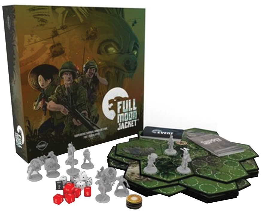 Full Moon Jacket Game Box