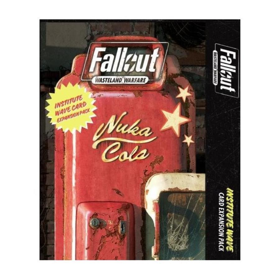 Fallout: Wasteland Warfare - Institute Wave Card Pack