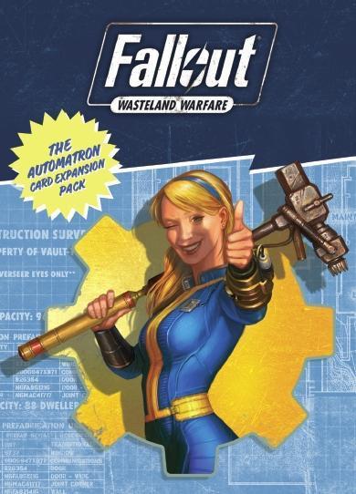 Fallout: Wasteland Warfare - Automatron Card Pack