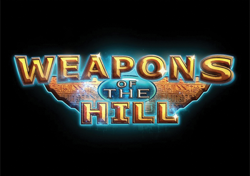 Weapons Of The Hill Box Front