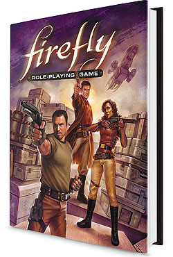 Firefly Rpg: Core Book Hardcover Box Front
