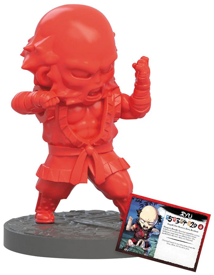 Ninja All-stars: Ryu Box Front