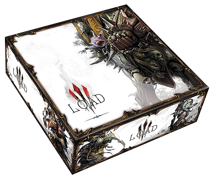 Load (league Of Ancient Defenders) Box Front