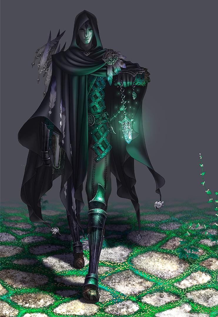 Anima Tactics: Dark Faction - Shadow Box Front