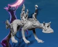Anima Tactics: Dark Faction - Hellhound Box Front