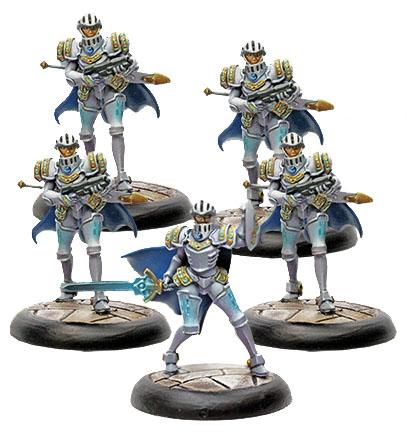 Relic Knights: Dark Space Calamity - Swordsworn Box Front