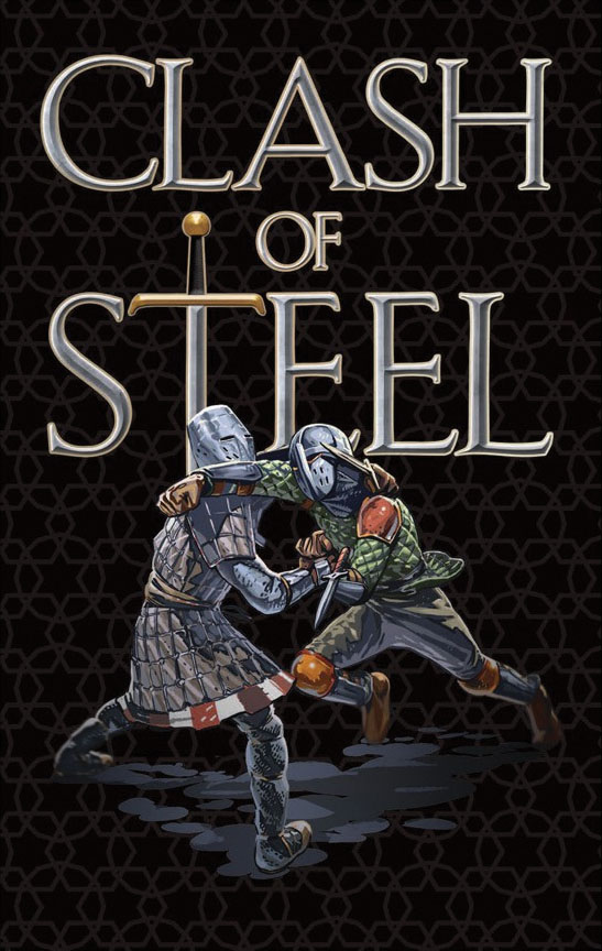 Clash Of Steel Game Box