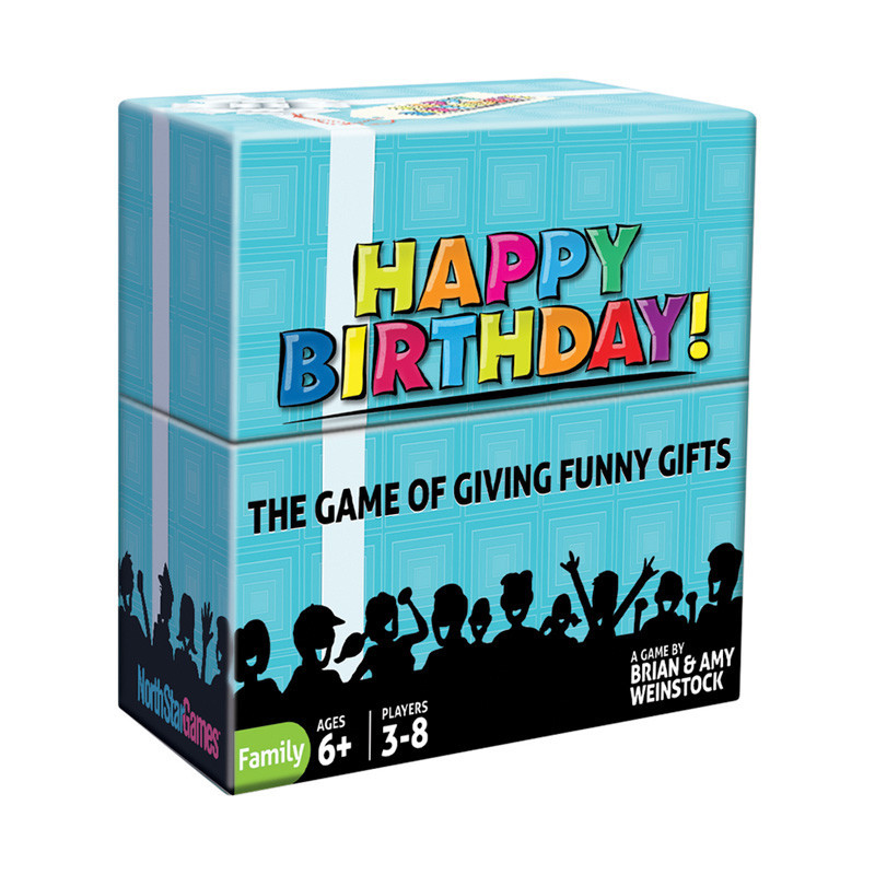 Happy Birthday (display 6) Box Front