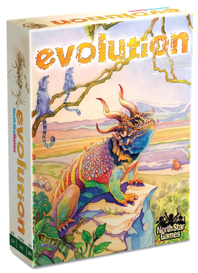 Evolution 2017 Box Front