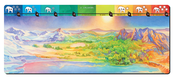 Evolution: Climate Play Mat Box Front