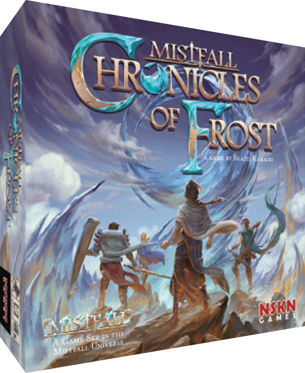 Mistfall: Chronicles Of Frost Box Front