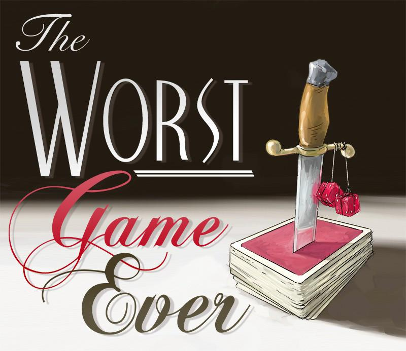 The Worst Game Ever Box Front