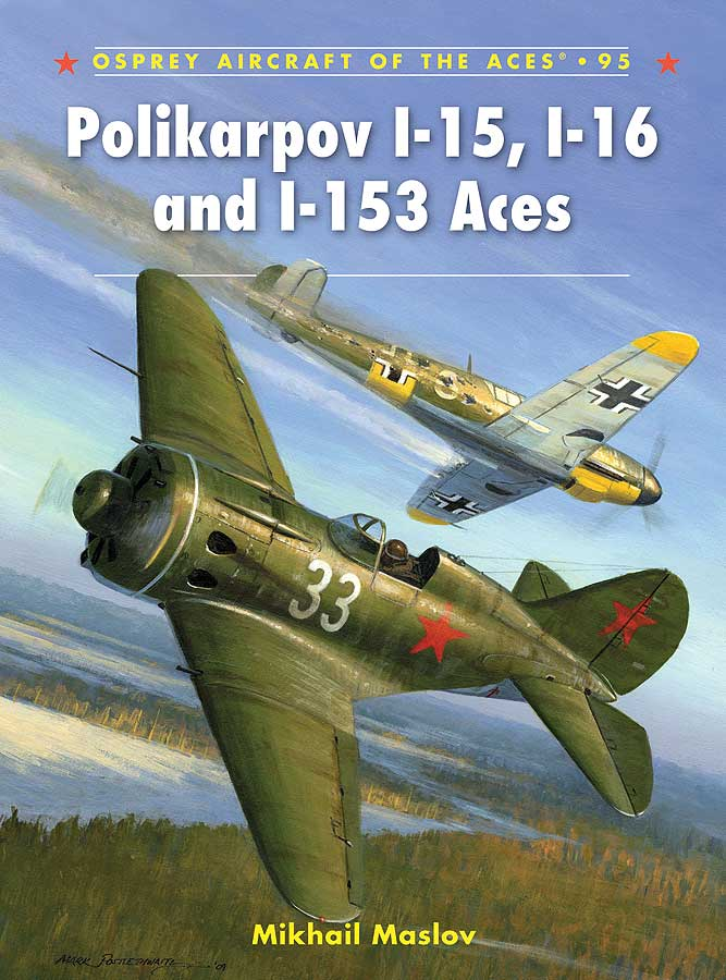 Polikarpov I-15, I-16, And I-153 Aces Box Front