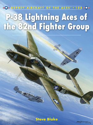 P-38 Lightning Aces Of The 82nd Fighter Group Box Front