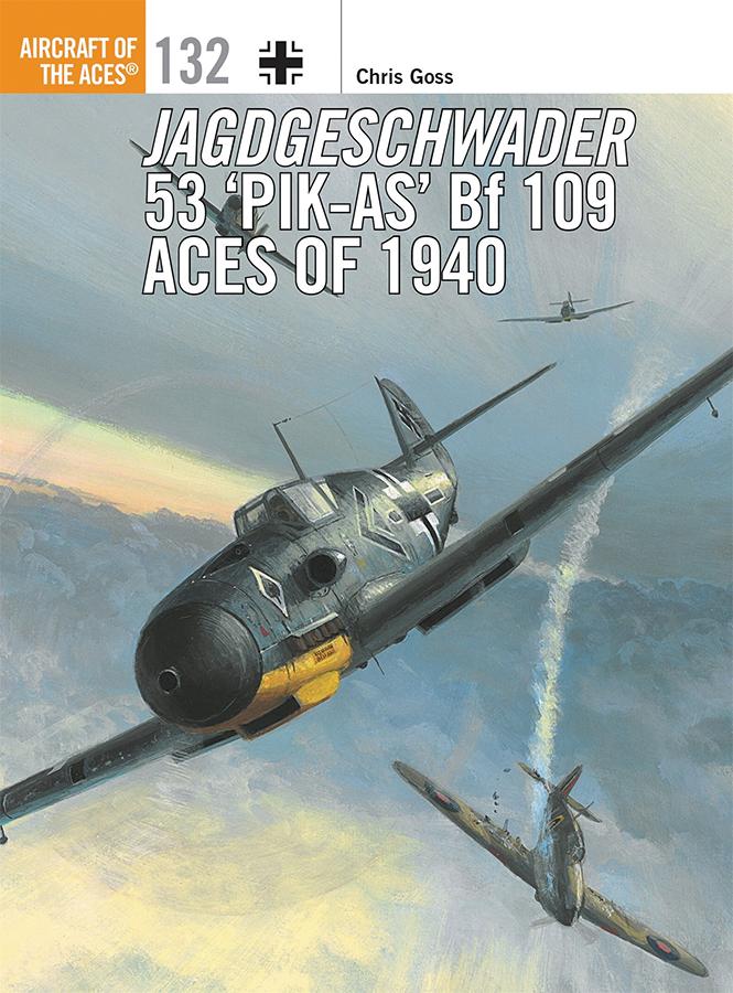 Jagdgeschwader 53 Pik-as Bf 109 Aces Of 1940 Box Front