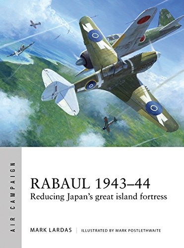 Rabaul 1943-44: Reducing Japan`s Great Island Fortress Box Front
