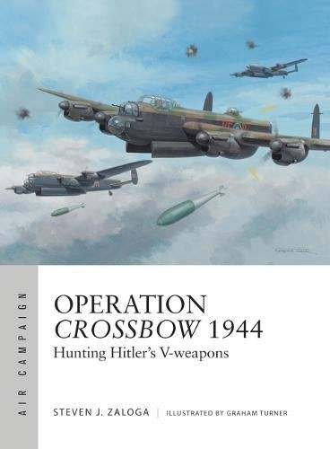 Operation Crossbow 1944: Hunting Hitler`s V-weapons Game Box