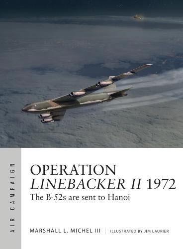 Operation Linebacker Ii 1972: The B-52s Are Sent To Hanoi Game Box