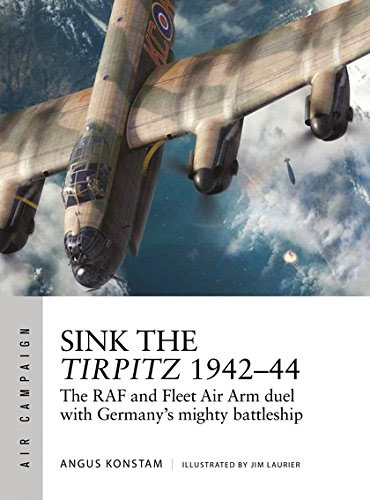 Sink The Tirpitz 1942-44: The Raf And Fleet Air Arm Duel With Germany`s Mighty Battleship Game Box