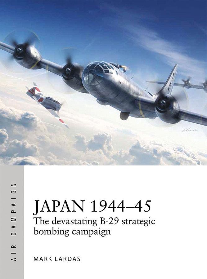 Japan 1944-45: The Devastating B-29 Strategic Bombing Campaign Game Box