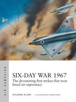 Six-day War 1967: The Devastating First Strikes That Won Israel Air Supremacy Game Box