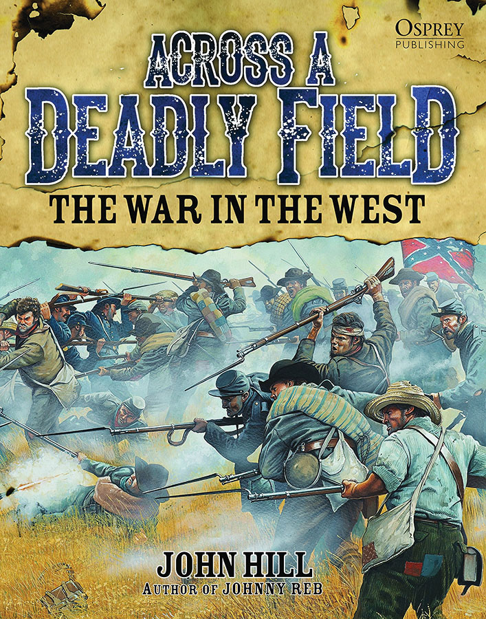 Across A Deadly Field: The War In The West Box Front