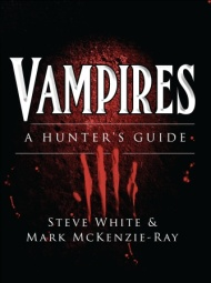 Vampires: A Hunter`s Guide Box Front