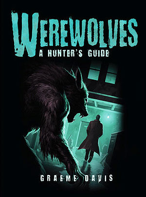 Werewolves: A Hunter`s Guide Box Front