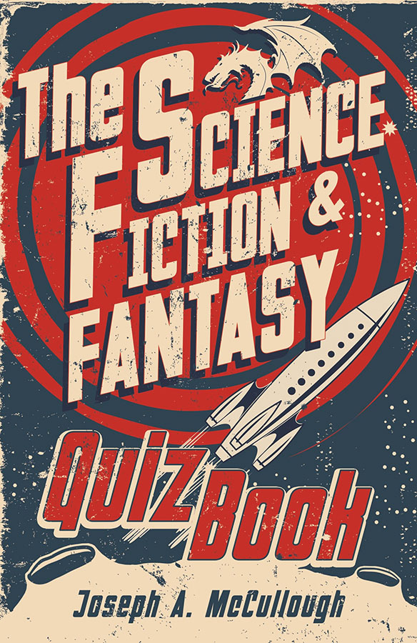 Science Fiction And Fantasy Quiz Book Box Front