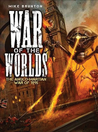 War Of The Worlds: The Anglo-martian War Of 1895 Box Front