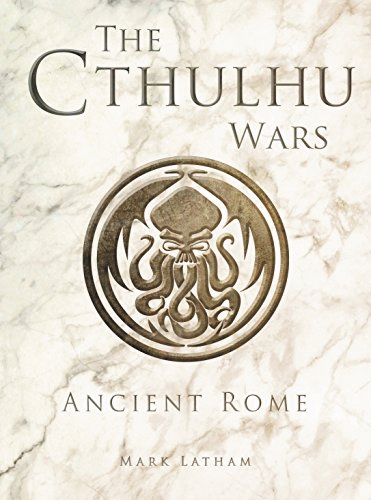 Cthulhu Campaigns: Ancient Rome Box Front