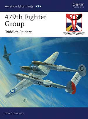 479th Fighter Group: Riddles Raiders Box Front