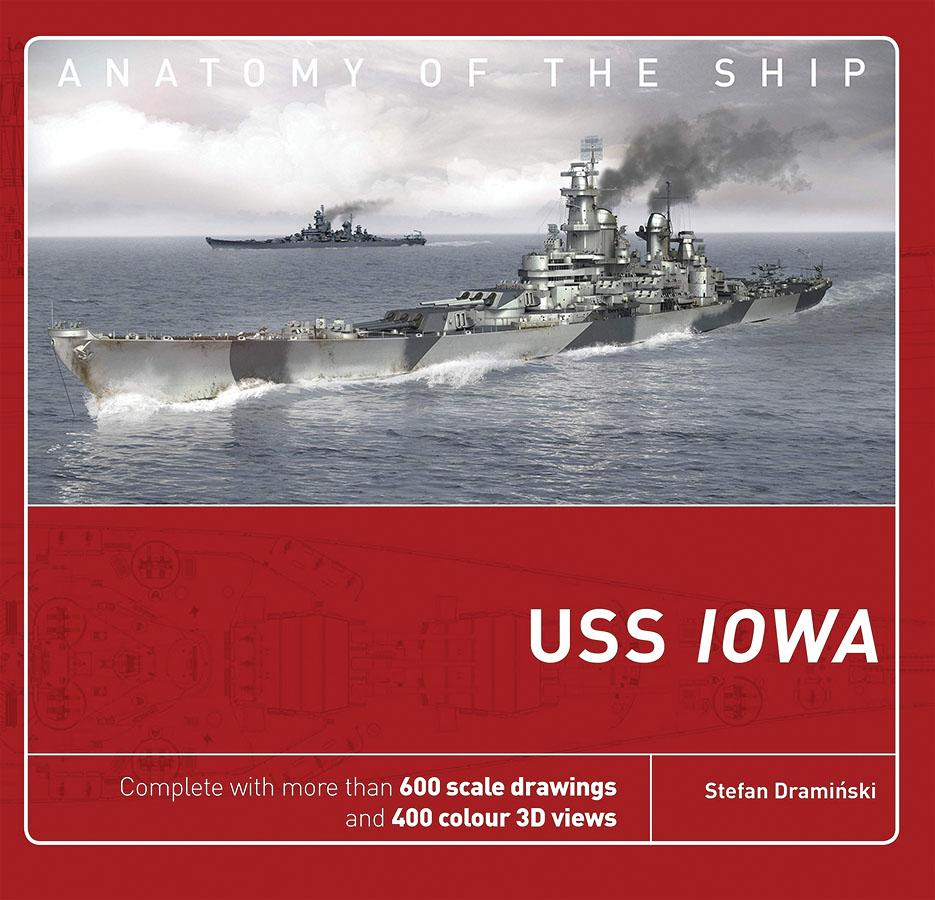 Battleship Uss Iowa Game Box