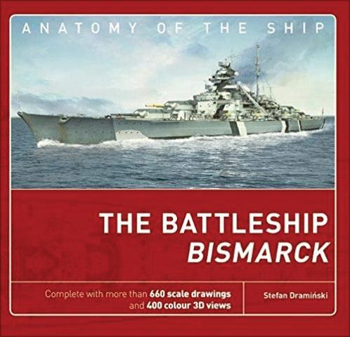 Battleship Bismarck Game Box
