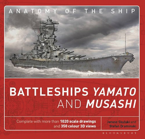 Battleships Yamato And Musashi Box Front