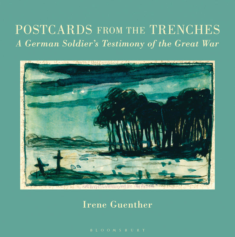 Postcards From The Trenches: A German Soldiers Testimony Of The Great War Game Box