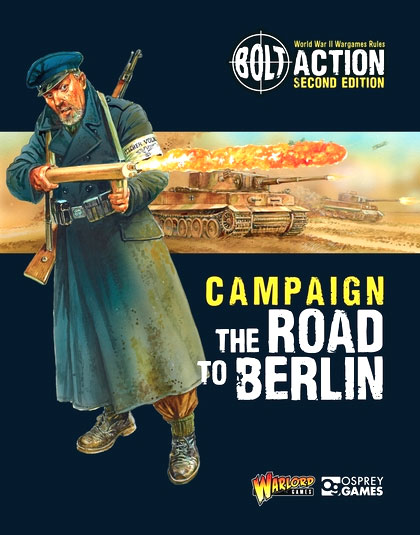 Bolt Action: Campaign - The Road To Berlin Game Box